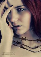 A strange feeling of hurt by moijra