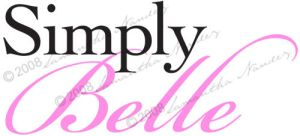 Simply Belle Logo by BlackCarrionRose