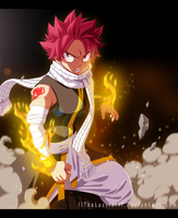 Comission Request Natsu FT 432 by IITheLuciferII