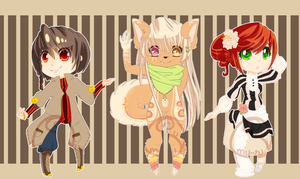 Custom Adopt:: Batch #1 by Sumu-Zu