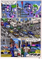 Twilight Sparkle and the Big City Page 15 by newyorkx3