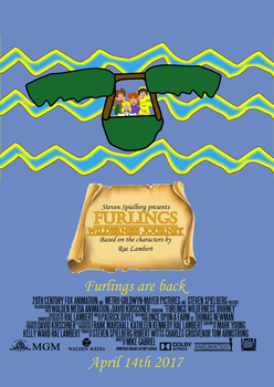 Furlings Wilderness Journey (Main Poster) by TomArmstrong20
