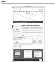 wireframing by angelcreative