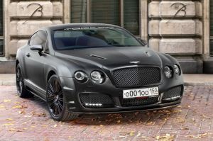 2010 Bentley Continental by TheCarloos