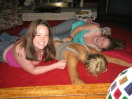 Real Girls Tickle Each Other (Mainstream Tickling) by DrTicklerOfSoftSoles