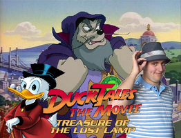 Ducktales The Movie: Treasure of The Lost Lamp by Dalek44