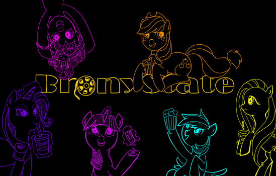 BronyState Poster by BronyState
