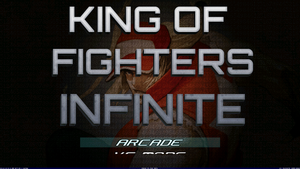 King of Fighters Infinite Main by anubis55