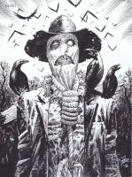 Moore - Scarecrow by powerbomb1411