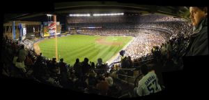 shea stadium panorama by psychowolf21