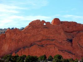 The Kissing Camels by LifeIsToBeHappy