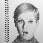 Twiggy by LauriceY