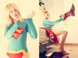 Supergirl - Just a new day - New 52 - DC Comics by FioreSofen