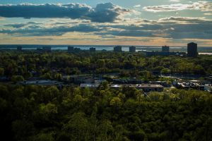 Ottawa West on a Cloudy Day by Morsoth