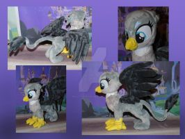 NEW Griffin Gabby plush My Little Pony by My-Little-Plush