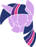 Twilight minimalistic Head by Ackdari