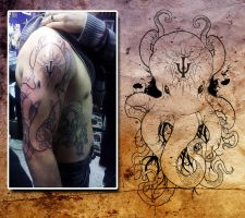 Octopus Psychology by ShawnCoss