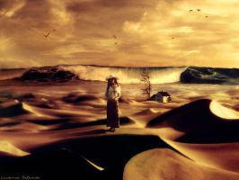 Desert of My Loneliness - WP by luana
