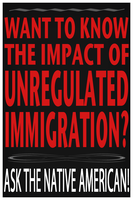 Unregulated Immigration ? by SaintIscariot