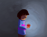 Undertale - Frisk by IronMeow