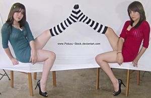 Twisted Sisters 12 by Palucu-Stock