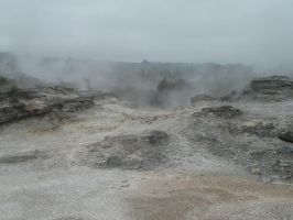 Geothermal Area 31 by raindroppe