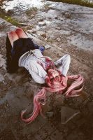 YUNO GASAI cosplay by CrystalArwen