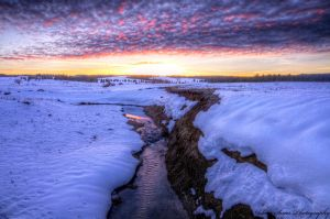 Battle Mountain Ditch 2-10-13 by adamsimsphotography