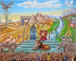 African Renaissance (Oil Painting) by MbK14