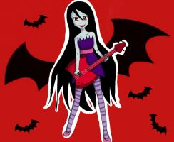 Marceline by Loki-is-a-slut