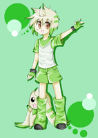 .+. Terriermon .+. by Gishiko-Chan