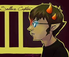 Sollux Captor by twistedCaliber