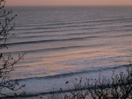 Tidal Waves by Clangston