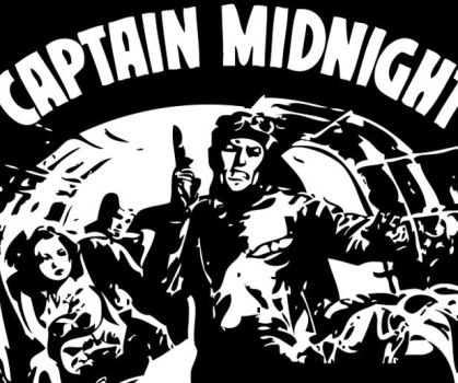 Captain Midnight by missingperson11