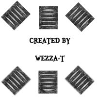 Criss-Cross Metal - Set 1 by Wezza-T