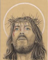 Jesus of Nazareth by Artsy50