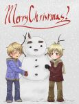 APH Merry Christmas by Owyn-Sama