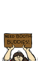 PA :: BOOTH BUDDIES by rubymight