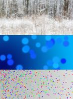 Snow-bokeh-confetti by StonerCurly