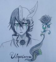 The black rose by Anime-Cat6