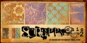 Scrappy Chic 2 by SwearToShakeItUp