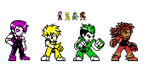 NGP Sprites Preview by XTP597