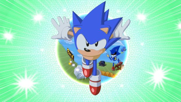 Sonic CD - 88 Miles Per Hour - Winning Entry by SpadeRunner