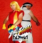 Street Fighter Alpha Cosplay by IronCobraAM