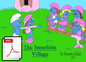 Ch.3 Mourning Smurfs by TheSorceressRaven