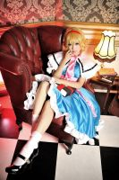 Alice Margatroid by eeelyeee