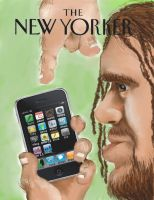 A New Yorker Cover by atnason