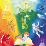 Reading Rainbow Calendar contest entry by tursiart