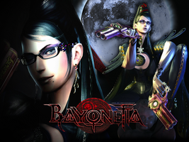 Bayonetta Wallpaper by RockInFighteR