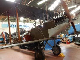 Royal Aircraft Factory BE2c Replica by rlkitterman